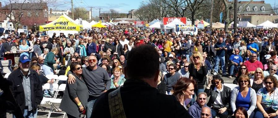 Red Bank International Beer, Wine & Food Fest